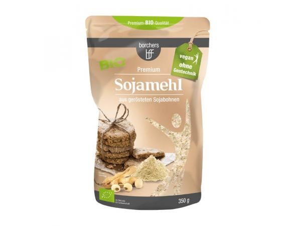 borchers Bio Premium Sojamehl ( 300 g) von borchers fine food GmbH & Co. KG