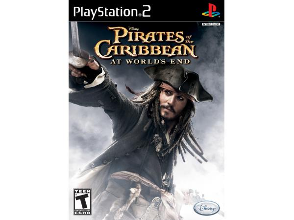 Disney Pirates of the Caribbean At World's End  Ps2  von Doppy Onlineshop
