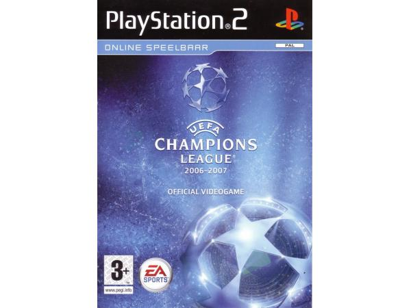 UEFA Champions League Ps2  von Doppy Onlineshop