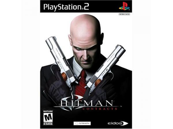 Hitman Contracts Ps2  von Doppy Onlineshop